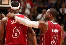 Gabung ke Cavaliers, Dwyane Wade Reuni dengan LeBron James