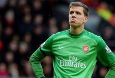 Szczesny Akui Tekniknya Tak Berkembang Saat Berkostum Arsenal