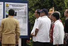 Pengerjaan 'Bendungan Jokowi' Baru Tahap Terowongan
