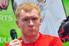 Paul Scholes Dikabarkan Jadi Calon Pelatih Klub Inggris