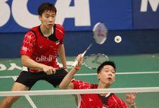 Kalahkan Wakil Jepang, Marcus/Kevin Melaju ke Perempat Final