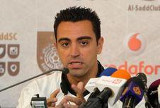 Xavi Hernandez Menang Undian Rp 3,6 Miliar dari Bank Doha
