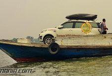 Pakai SUV Standar, Keliling Tiga Perempat Indonesia sampai Maluku