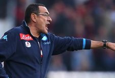 Hasil Laga Manchester City Pengaruhi Performa Napoli