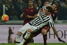 De Rossi Utarakan Penyebab Roma Keteteran Lawan Juventus