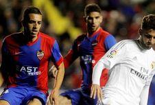 Hasil Liga Spanyol, Mayoral Bawa Real Madrid Bungkam Real Sociedad