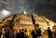 Diskon Tiket 20 Persen ke Candi Borobudur Selama Ramadhan