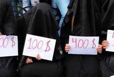 Bagi ISIS, Perempuan Yazidi adalah 'Barang Dagangan' dan Budak Seks