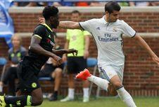 Morata Hengkang, Zidane Sebut Real Madrid Butuh Striker Baru