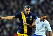 Akhir Dominasi Ibrahimovic sebagai Pemain Terbaik Swedia