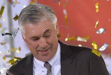 Ancelotti: Saya Akan Senang untuk Kembali ke Italia