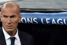 Final Liga Champions, Zinedine Zidane 'Mendua'