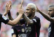 Kepada Rekan-rekan di Barca, Neymar Mengaku Pindah ke PSG
