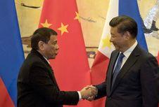 Hubungan Membaik, China Tingkatkan Bantuan kepada Filipina