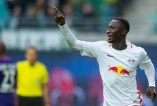 Petinggi RB Leipzig Bosan dengan Rumor Transfer Keita ke Liverpool