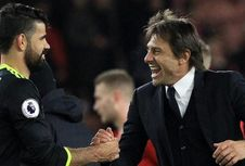 Jawaban Conte Saat Ditanya soal Kabar Diego Costa