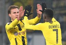 Mangkir Latihan, Dembele Kena Skors dari Dortmund
