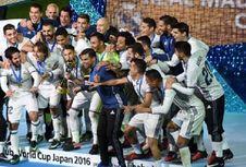 Real Madrid Ingin Raih Trofi Piala Dunia Antarklub untuk 'Fans'