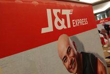 J&T Express Keluarkan Rp 1,3 Triliun Kembangkan Bisnis di Indonesia
