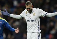 Dukungan Zidane untuk Karim Benzema