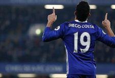 Diego Costa seperti Seorang Penganggur