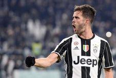 Juventus Beri Konfirmasi soal Cedera Miralem Pjanic