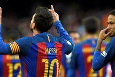 Neymar Akan Selalu di Bawah Bayang-bayang Messi