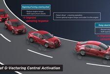 Apa Sih Teknologi G-Vectoring Control pada Mazda?