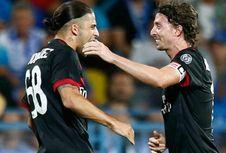 AC Milan Buka Peluang ke Babak 'Play-off' Liga Europa