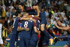 Hasil Liga Perancis, Neymar Kembali Berperan dalam Kemenangan PSG