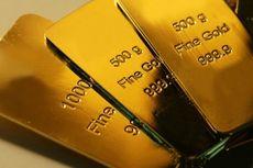 Wall Street dan Dollar AS Melemah, Harga Emas Alami