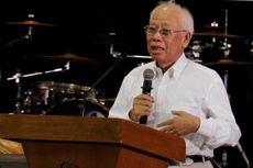 Bagir Manan Nilai Kepemimpinan Oesman Sapta di DPD Tak Sah