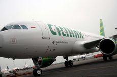Citilink Dapat Pinjaman dari Garuda Indonesia 15 Juta Dollar AS