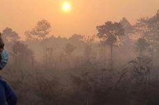 Riau Perpanjang Siaga Darurat Bencana Asap