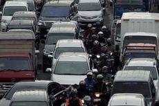 Begini Pergeseran Titik dan Waktu Kemacetan Selama Ramadhan