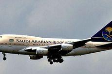 Pertama Dalam 27 Tahun, Maskapai Arab Saudi Terbang ke Irak
