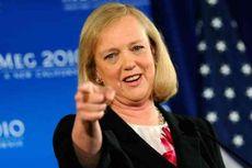 CEO HP Enterprise Meg Whitman Mundur