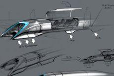 Mengenal Kereta Hyperloop, Bagaimana Bisa Bergerak Setara Kecepatan Suara?