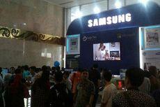 Samsung Bukukan Laba Tertinggi dalam Tiga Tahun
