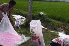 Polisi Bekuk Enam Mafia Pupuk Bersubsidi di Purwakarta