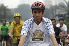 Jokowi Akan Gowes Bersama Ribuan Warga di Magelang