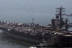 Latihan Bersama Kapal Perang Korea Selatan, AS Arahkan Senjata ke Pyongyang