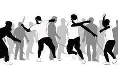 Polisi Babak Belur Saat Melerai Tawuran di Johar Baru