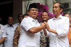 Ini Alasan Responden Pilih Jokowi dan Prabowo Versi Survei 'Kompas'