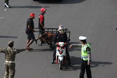 Pengendara Masih Gelisah meski Pelarangan Sepeda Motor Dibatalkan