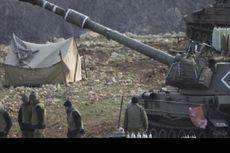 Israel Danai Pemberontak Suriah di Dataran Tinggi Golan