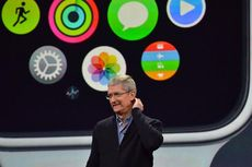 Yuk, Nonton Siaran Langsung Peluncuran iPhone X Malam Ini