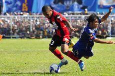 Hasil Liga 1, Persipura Menang Telak atas Semen Padang