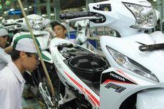 Sepeda Motor Bebek Makin Sepi Peminat