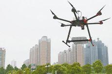 Drone Bisa Jadi Sarana Mematai-matai Pengguna?